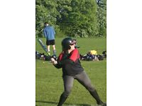 Mossley Mayhem Softball Club is looking for new female players (men also welcome)