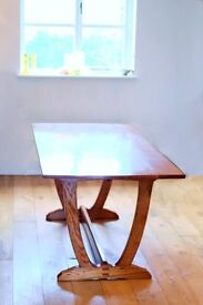 Oak Arts and Craft Table