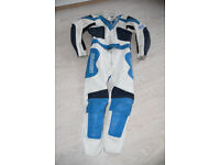2 Piece Motorcycle Leathers