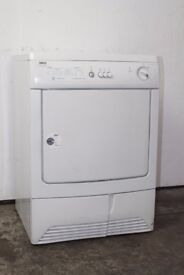 Zanussi 6kg Condenser Dryer Good Condition 6 Month Warranty Delivery Available