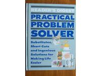 READER'S DIGEST--PRACTICAL PROBLEM SOLVER--HARDBACK