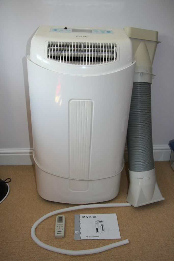 Matsui Portable Air Conditioner With Remote Control And