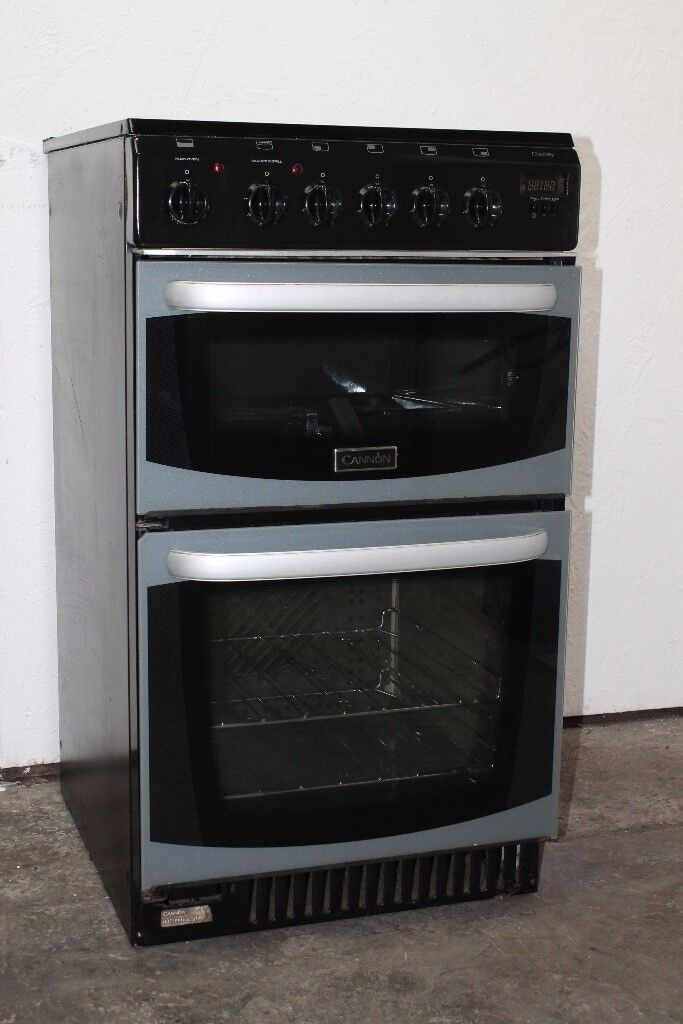 Cannon 50cm Ceramic Top Cooker/Oven Digital Display Good Condition 12 Month Warranty