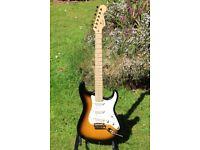 1954 50th Anniversary American Deluxe Fender Stratocaster