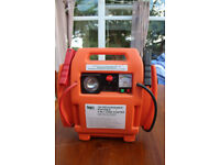 Coopers Jump Starter and compressor