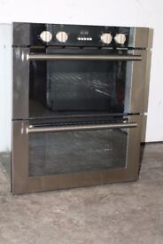 Kenwood Under-Counter Double Oven/Cooker Digital Display Excellent Condition 12 Month Warranty