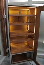 Custom Cigar Humidor Cabinet