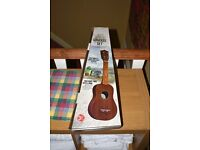 Clifton Ukulele, unused and immaculate still in box with instructions.