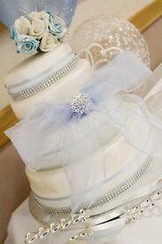 Bespoke, handmade celebration cakes! Wedding, Birthday, Christening and much more!