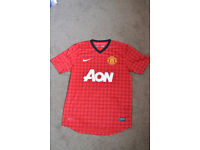 Manchester United shirt 2012