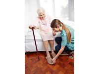 Care and Support Workers needed for Newham and Tower Hamlets