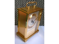 St James london carriage clock