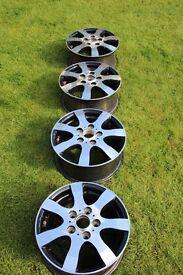 Wheels for campervan