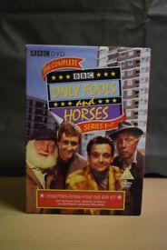 Only fools & horses series 1-7 Dvd box set.