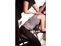 Expert Corporate Massage - Full or Part time - London and South East
