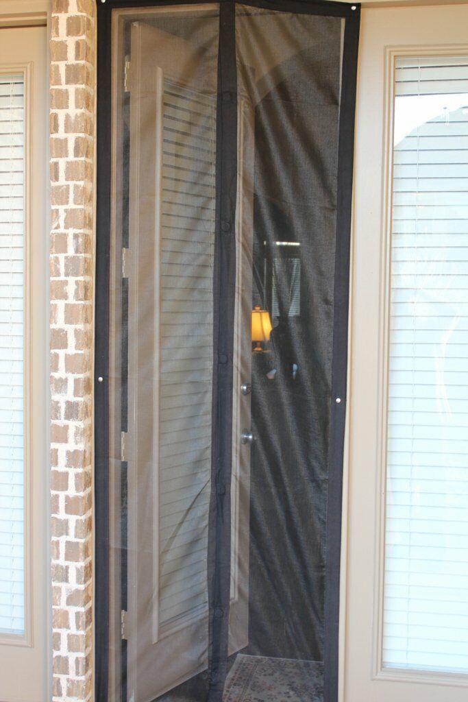 Snap On Screens 48X80 Door Screen