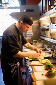 Full Time Chef - Live In - Up to £8.00 per hour - The Volunteer - Waltham Abbey - Essex