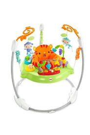 Roaring Rainforest Jumperoo very good condition