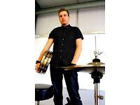 City Centre Drum Lessons | Professional Drum Tuition | Grades 1-8