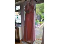 Bridesmaid/Prom Dress - Pink