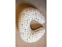 Breast Feeding Maternity Nursing Pillow - Removable cover