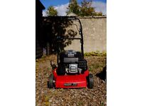 Mountfield SP454 Petrol Lawnmower - only 1 year old