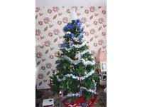 jhon lewis christmas tree (7ft) £30 ono