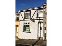 FOR RENT! A lovely 2-bedroom house on Bedw road, Bedlinog. £450 PCM.