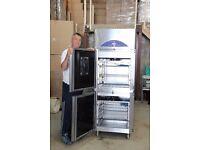 Williams Garnet 2-door Hydrocarbon Duel Temp Refridgerator/Freezer HLG1TSS