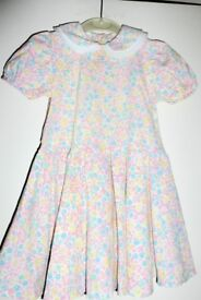 Girls / Toddlers / Kids Dress by Ladybird, age 2 - 3 Years, vgc, Histon