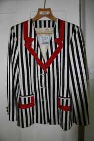 Vintage Moschino 'Cheap and Chic' Jacket