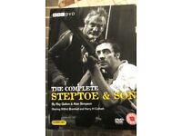 COMPLETE BOX SET STEPTOE AND SON EXCELLENT CONDITION