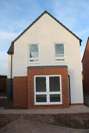 3 bedrooms stunning Brand New House with a single garage in Gedling