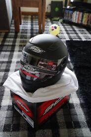 Shox Sniper Full Face Helmet Motorbike/Scooter