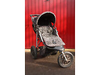 Mothercare Extreme Pushchair Travel System