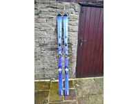 Forget Hire costs get your own: Two Pairs of Alpine skis for sale