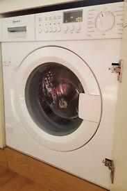 Neff W5440X0GB Automatic 7kg Integrated Washing Machine