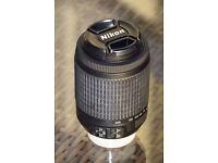 Nikon 55-200 mm f4-5.6 ED DX VR lens
