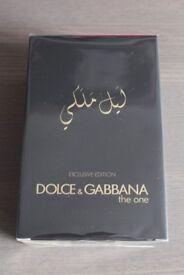 Dolce & Gabbana the one Exclusive edition (150 ml Eau de Parfum) Men's fragrance