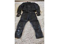 Used Motorcycle Leathers