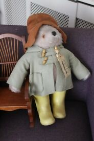 1972 Gabrielle Designs Paddington Bear