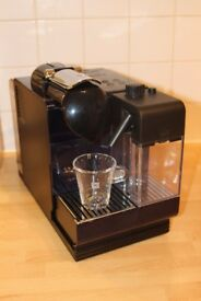 Delonghi Lattissima+ Nespresso Coffee Machine