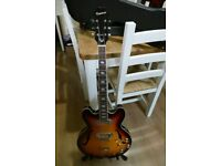 Epiphone Casino Vintage Cherry with hard case