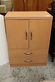 Wooden cupboard (from Cambridge Re-use, a Charity Organisation)
