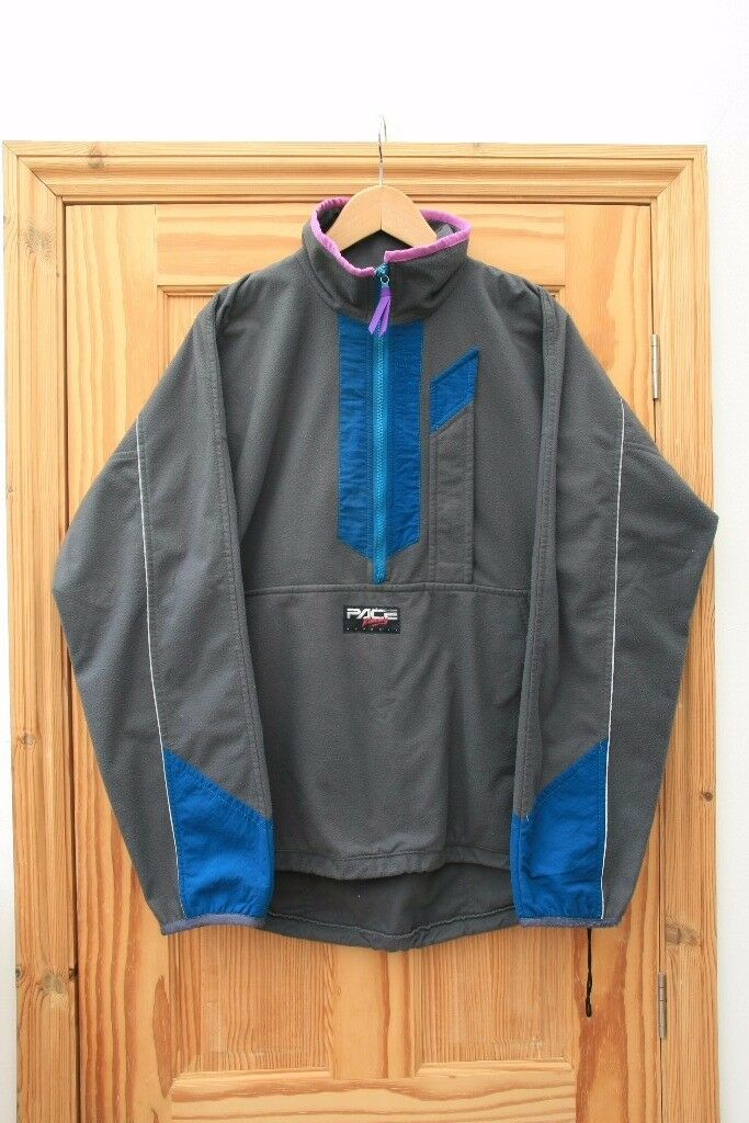 Pace Racing Fleece Jacket from the early 90's, Size: L