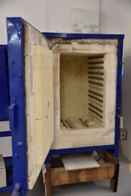 Two Electric Kilns For Sale