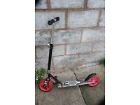 Plain Lazy Scooter