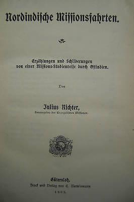 Richter, Nordindische Missionsfahrten – 1903