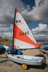RS Tera Sailing Dinghy - VGC - ready to sail / race - £900
