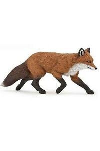 Papo-FOX-wild-Forest-Animal-Toy-Figure-Pretend-Play-53020-NEW